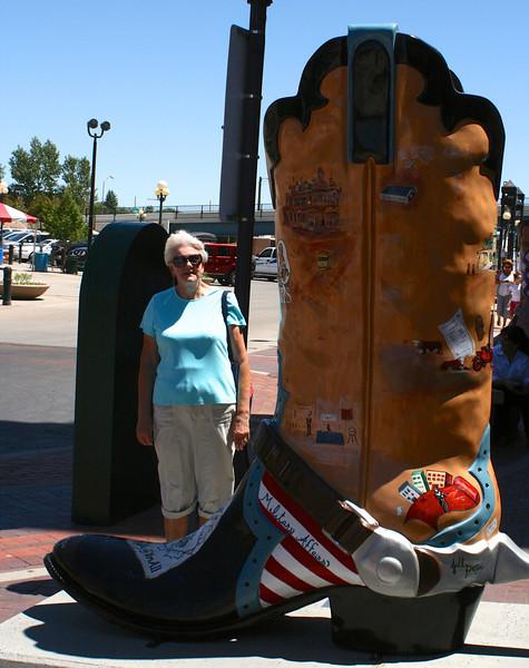 Milestone's Boot