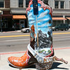 Downtown Cheyenne Boot-Left