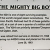 Mighty Big Boy