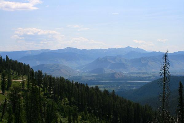 RVing 2013 Summer Grand Teton NP
