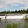 Idaho Falls Upper Falls