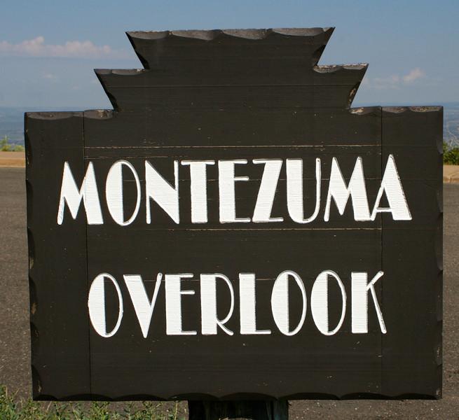 Montezuma Overlook