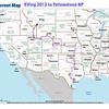 2013 Travel to Yellowstone
