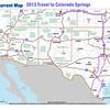 2013 Travel to Colorado Springs