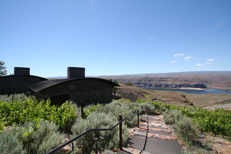 Grand Coulee Dam Drive