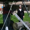 Broom and Basket Shop Garden