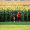 Testing the Corn Field