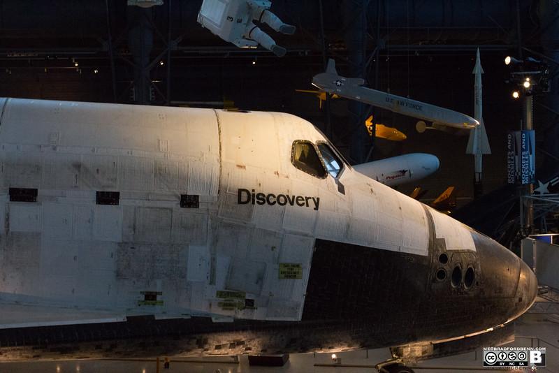 Orbiter, Space Shuttle, OV-103, Discovery