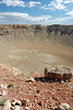 Meteor Crater, 2009, Arizona
