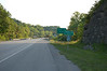 Westbound <br /> Highway 119<br /> Harlan County Line<br /> Eastern Kentucky
