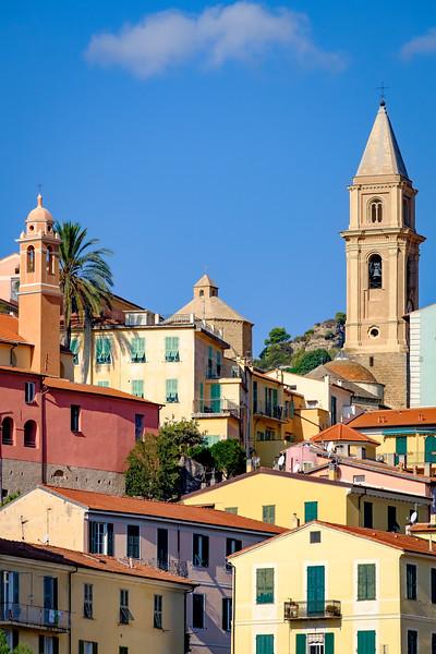 Vermiglia Italy Village; Market Day