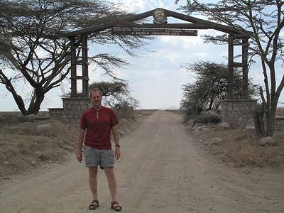 Trip to the Serengeti