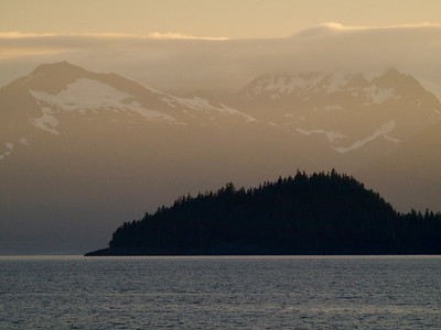 Alaskan Evening 5 Copyright 2009 Neil Stahl