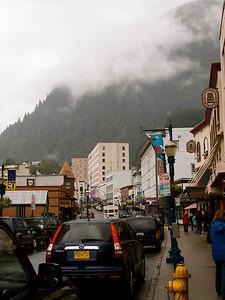 Juneau Downtown Copyright 2009 Neil Stahl