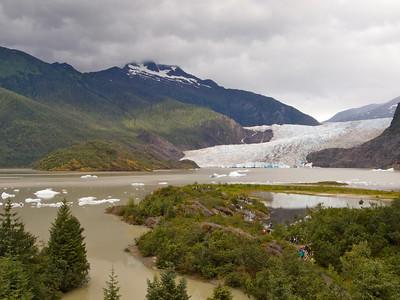 Mendenhall Glacier Copyright 2009 Neil Stahl