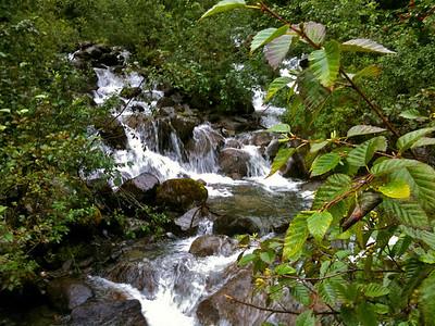 Little falls near Mendenhall G. Copyright 2009 Neil Stahl