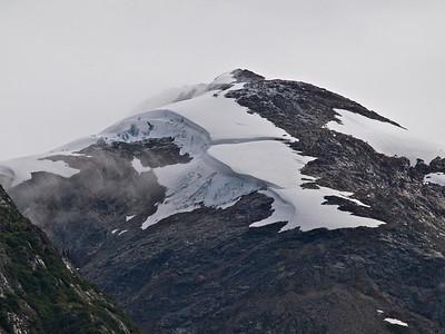 High Snow, Tracy Arm, Alaska Copyright 2009 Neil Stahl