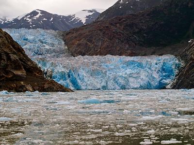 South Sawyer Glacier 2 Copyright 2009 Neil Stahl