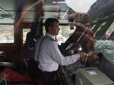 Our Captain Copyright 2009 Neil Stahl