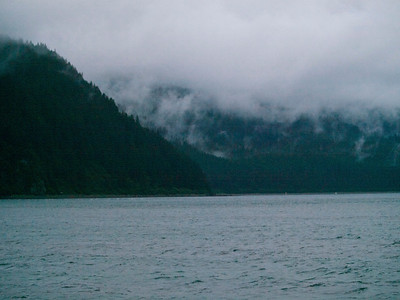 Icy Strait morning Copyright 2009 Neil Stahl