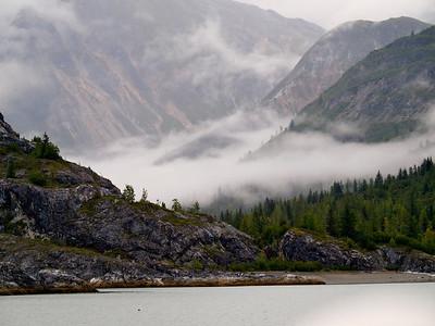 Valley on Glacier Bay Copyright 2009 Neil Stahl