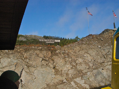 White Pass; Canadian border Copyright 2009 Neil Stahl