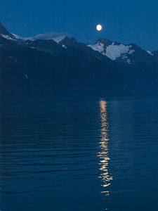 Goodby moon Copyright 2009 Neil Stahl