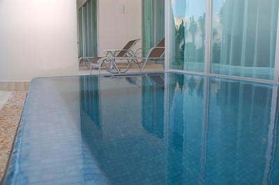 Private mini pool
