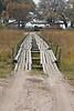 Bridge to Vumbura Camp