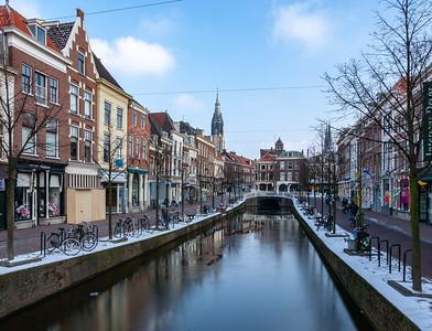 Delft, Holland, 2010