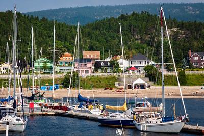 Tadousac, Quebec, 2007