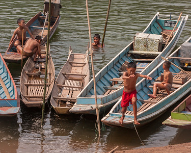 Boys and Boats