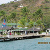 Anchorage Yacht Club on Union Island, the Grenadines