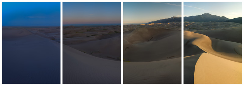 Great Sand Dunes National Park 2019.