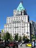 Fairmont Hotel, Vancouver, British Columbia