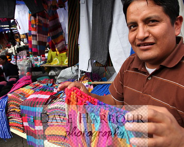Business, Otavalo Vendor (Pants)
