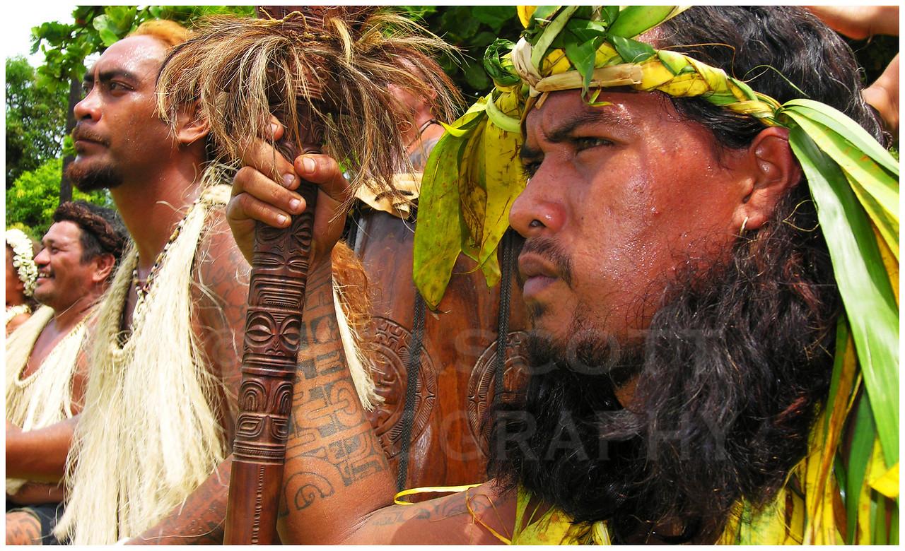 Hiva Oa, Marquesas Islands, French Polynesia.