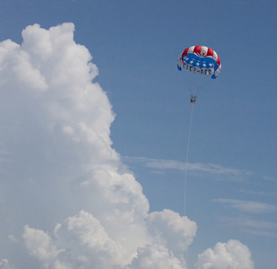 Among the clouds. Copyright 2012 Neil Stahl