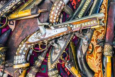 Enfield Pistol Replicas