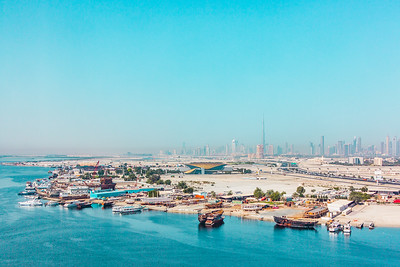 A View of Dubai