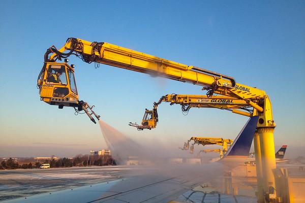 Aircraft DeIcing