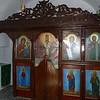 Private chapel at beach restaurant