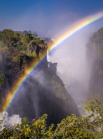 Mosi Oa Tunya - The Smoke that Thunders (aka Victoria Falls)