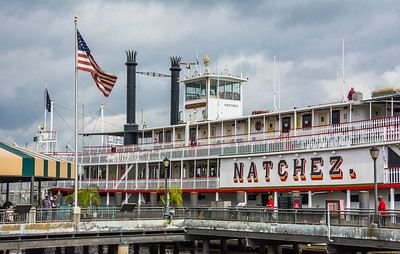 "The Steamboat ""Natchez"""