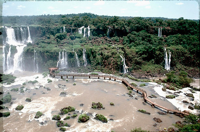 world's widest waterfall
