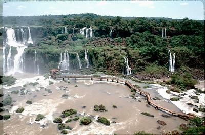 world's widest waterfall