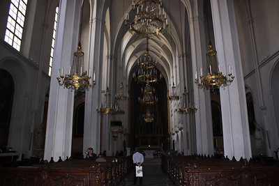 Augustinean Church (in the Hofburg Palace)