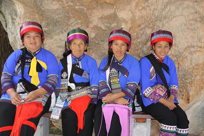 Yi people, Yunnan