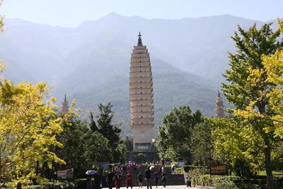 ChongshenTemple, Dali