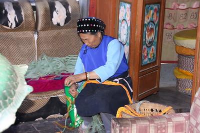 Dali weaver